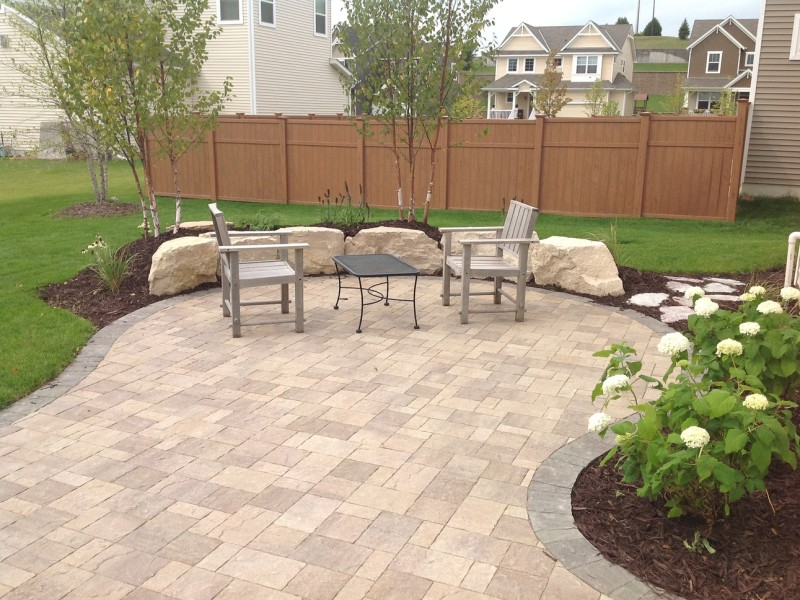 Maple Grove Landscape Design and Paver Patio 05