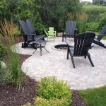 Paver Fire Pit Plymouth MN